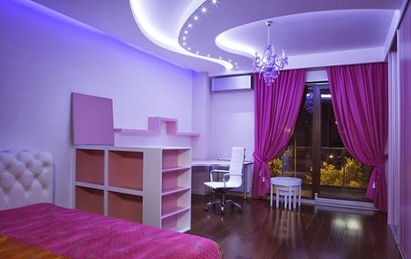 Vẻ đẹp màu tím lãng mạn rèm cửa ở Huế